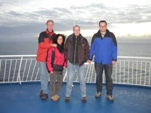 Gruppenbild Island 2008