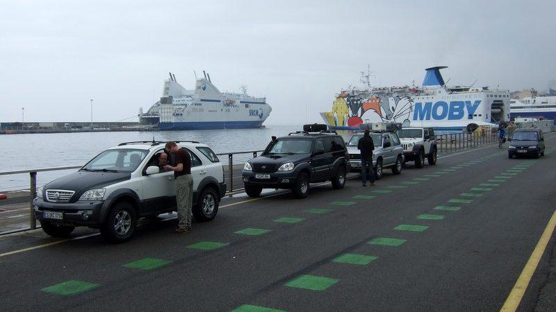 Hafen von Bastia