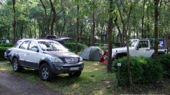 Campingplatz Ghisonaccia