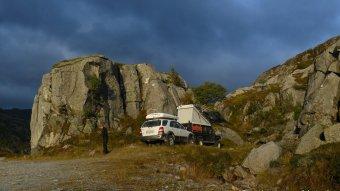 """""""Campingplatz"""" Rogaland"""