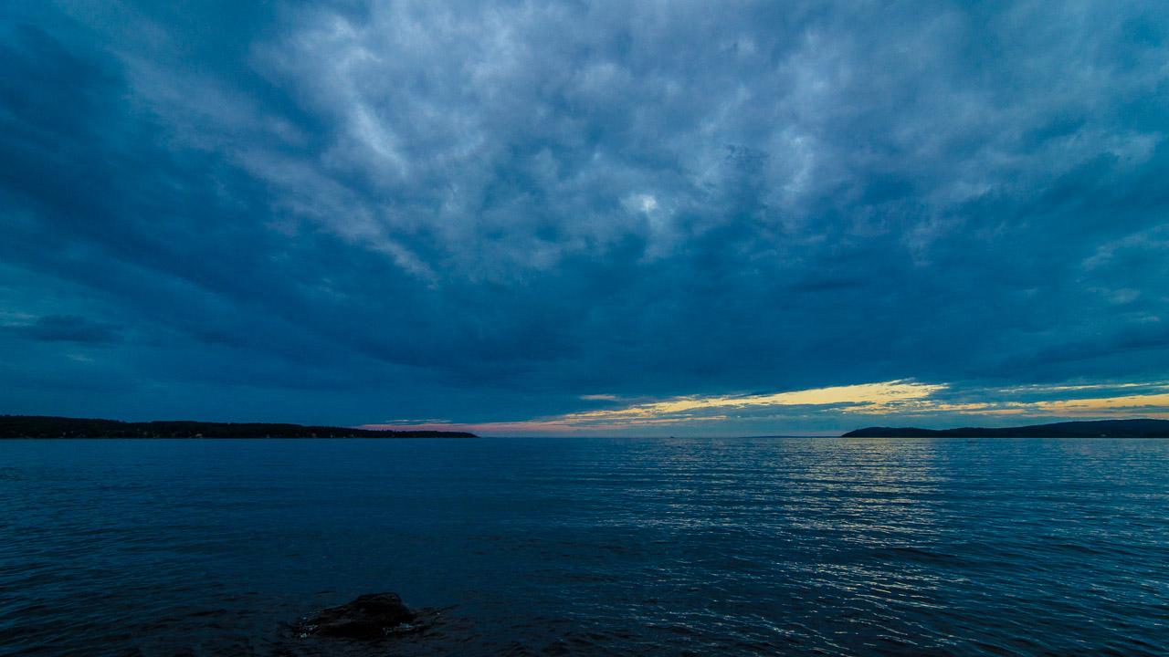 Ostsee bei Sundsvall
