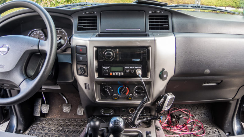 Nissan Patrol CB-Funk