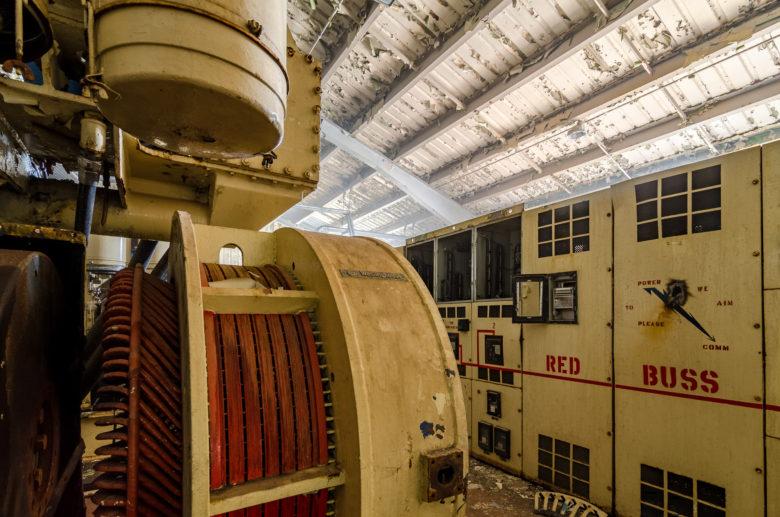 Monte Limbara - USAF Base Generator