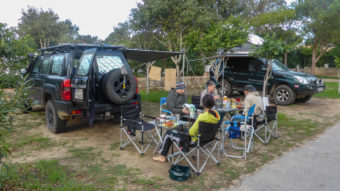 Campingplatz Rio Jara Tarifa