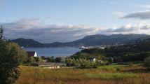 Bucht von Harstad