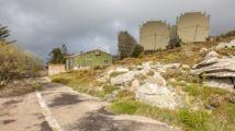 Monte Limbara - USAF Base
